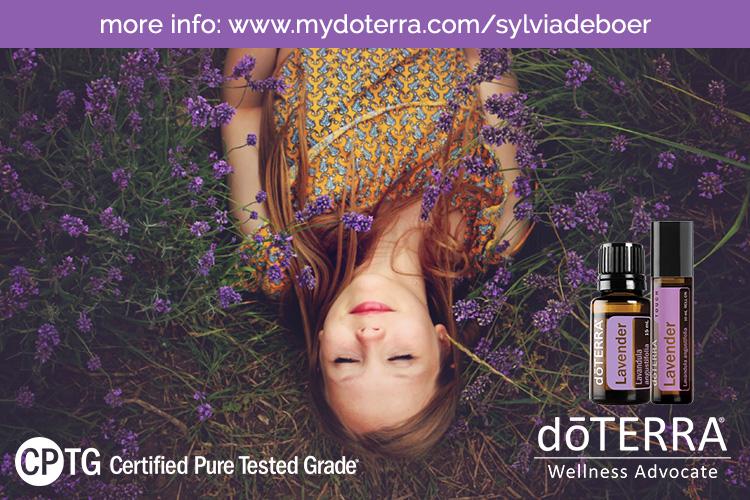 More info: www.mydoterra.com/sylviadeboer
